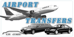 Pittsburgh Airport Transfers and airport shuttles
