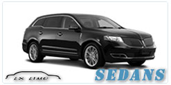 Luxury sedan service Pittsburgh, PA