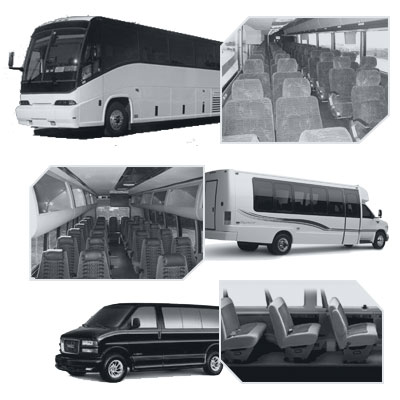 Pittsburgh Coach Bus rental