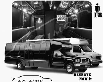 Pittsburgh Party Bus party Bus | 18 passenger PartyBus in Pittsburgh