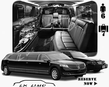 Pittsburgh Town Car Limo rental