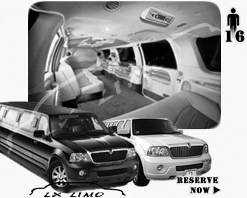 Navigator SUV Pittsburgh Limousines services