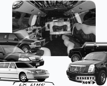 Pittsburgh Stretch Limos for rental